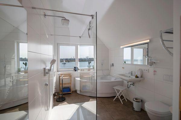Strandelfe  - Badezimmer