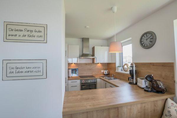 Vogelvilla - Küche / Küchenzeile