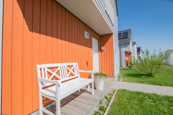 Vogelvilla  - Fassade / Eingang