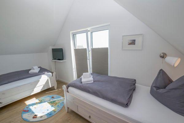 Vogelvilla  - Schlafzimmer