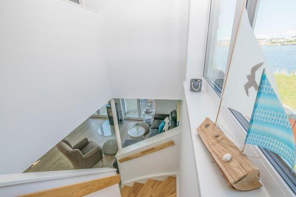 Vogelvilla  - Wohnzimmer