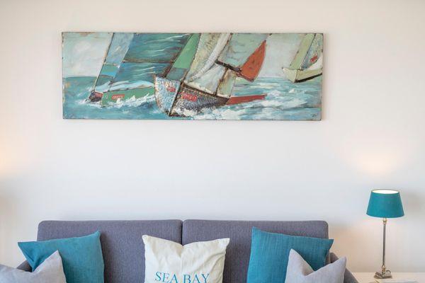 Sea Bay  - Wohnzimmer