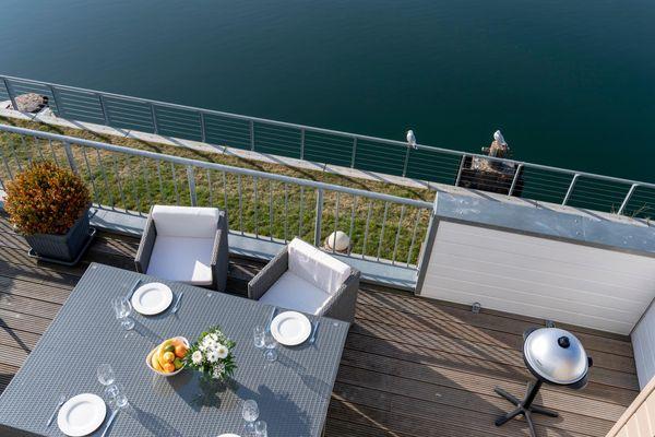 Sea Bay  - Balkon