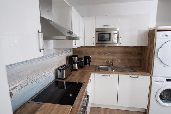 Ostseetörn  - Küche / Küchenzeile