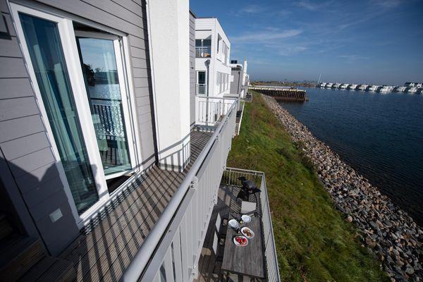 Palstek  - Balkon