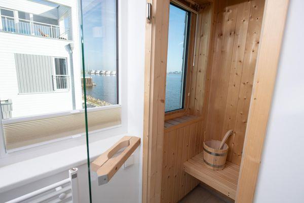 Palstek  - Sauna