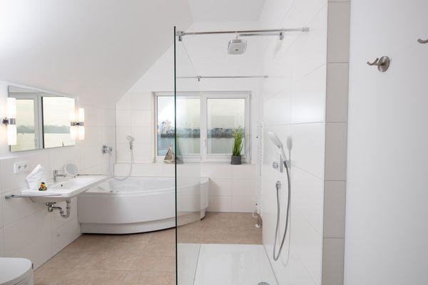 Ab ans Meer  - Badezimmer