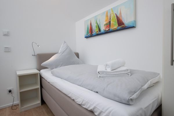 Ab ans Meer  - Schlafzimmer