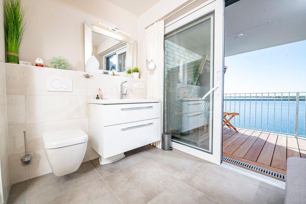 Sonnendeck  - Badezimmer