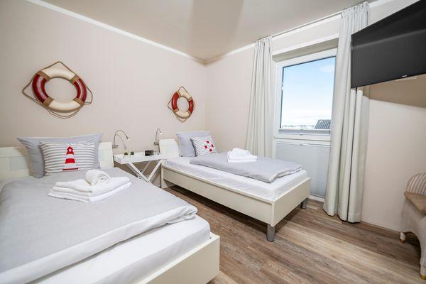 Sonnendeck  - Schlafzimmer