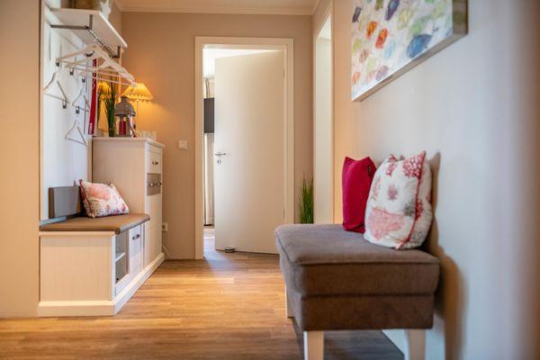Sonnendeck  - Wohnzimmer