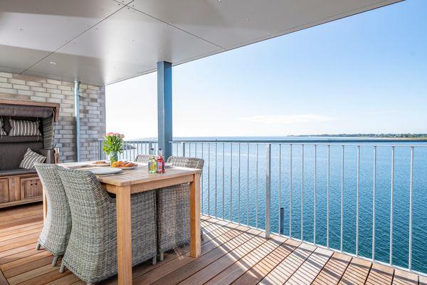 Sonnendeck  - Balkon