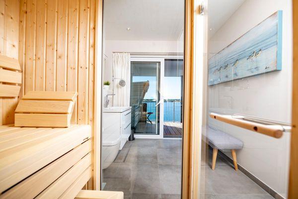 Sonnendeck  - Sauna