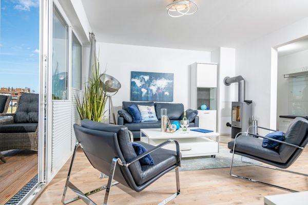BlueLounge  - Wohnzimmer
