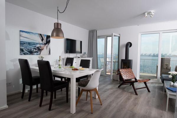 Seestern  - Wohnzimmer