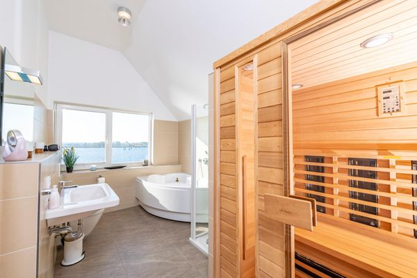 Hafenkante  - Badezimmer