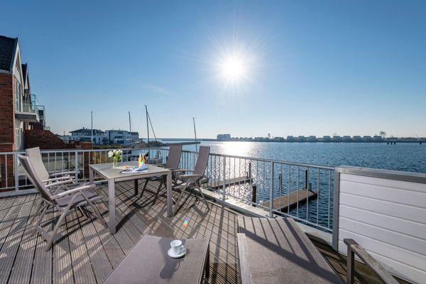 Hafenkante  - Balkon