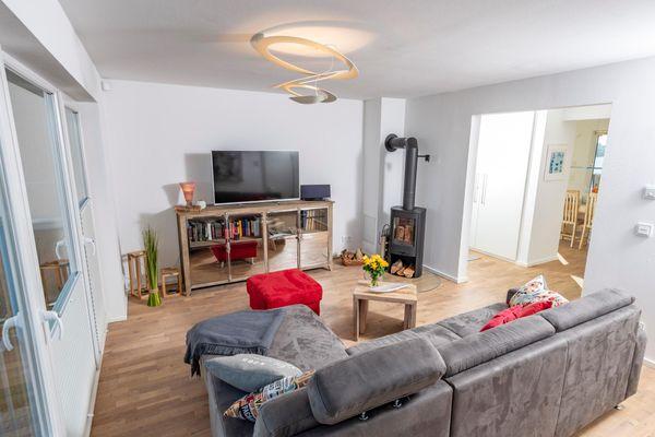 Hafenkante  - Wohnzimmer