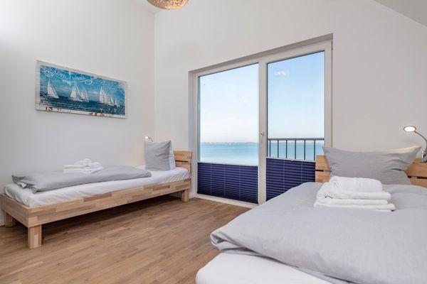 Hafenkante  - Schlafzimmer