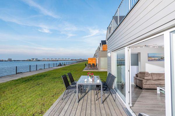 Meereszeit  - Terrasse
