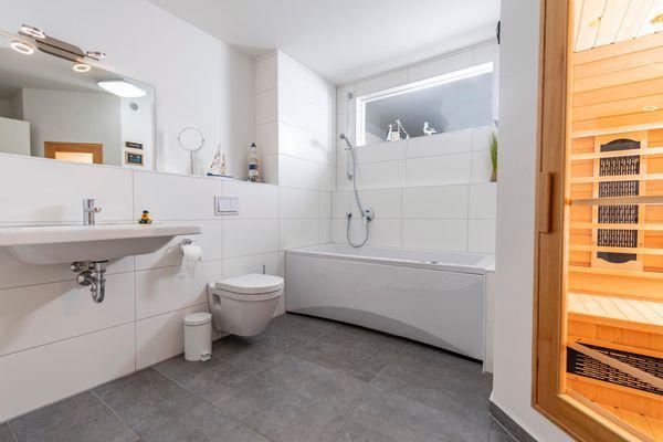 Meereszeit  - Badezimmer