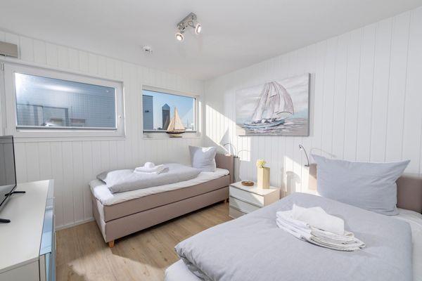 Seebär  - Schlafzimmer