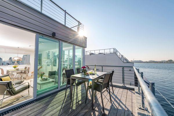 Seebär  - Balkon
