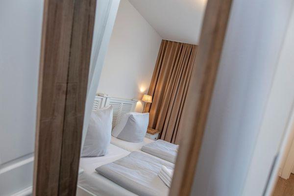 B-Lodge  - Wohnzimmer