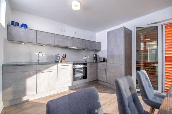 B-Lodge  - Küche / Küchenzeile