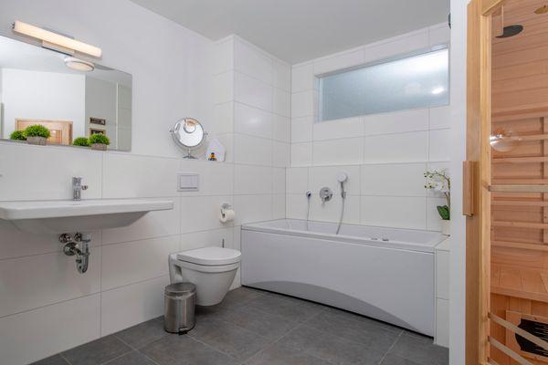 B-Lodge  - Badezimmer