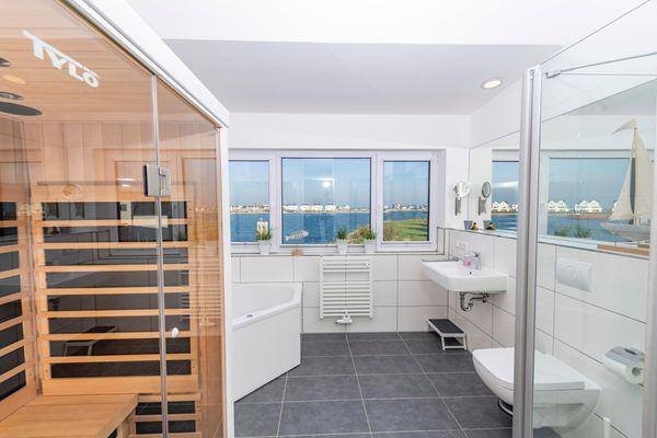Am Meer  - Badezimmer