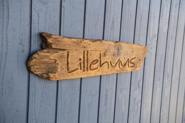 Lillehuus  - Fassade / Eingang