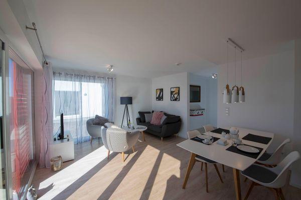 Marina 1  - Wohnzimmer