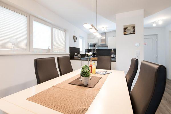 Haus Hafenblick - Küche / Küchenzeile