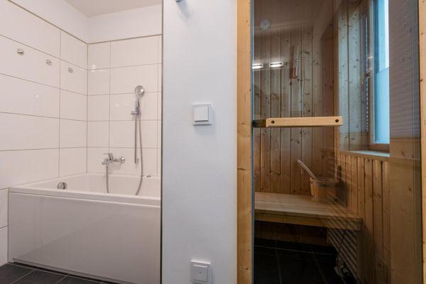 Haus Hafenblick - Sauna