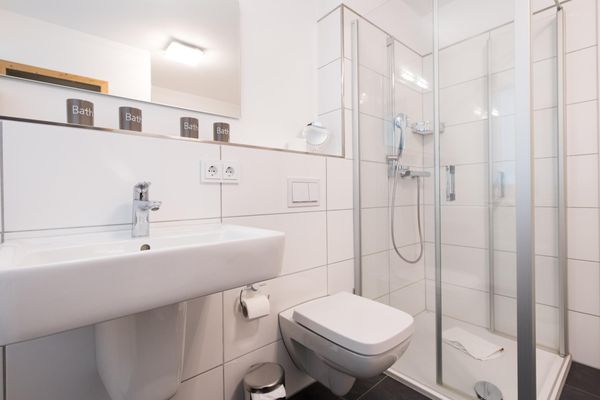 Haus Hafenblick - Badezimmer
