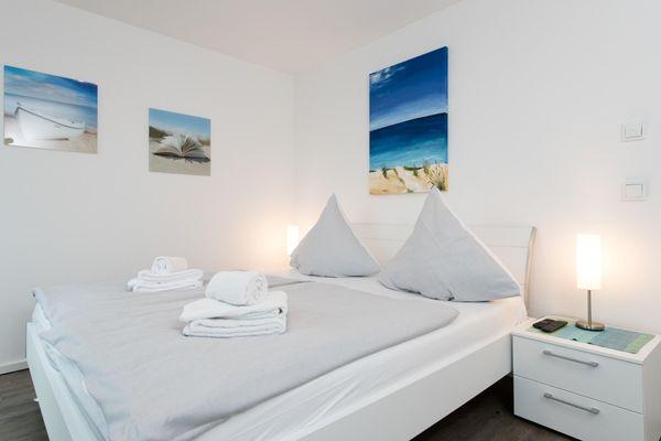 Haus Hafenblick - Schlafzimmer