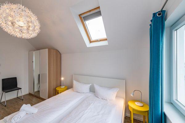 Waterkant  - Schlafzimmer