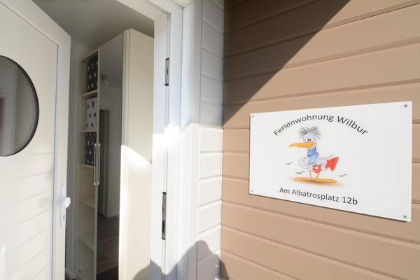 Wilbur  - Fassade / Eingang