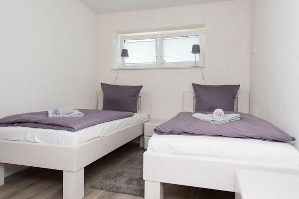 Traumzeit auf der Ostsee  - Schlafzimmer
