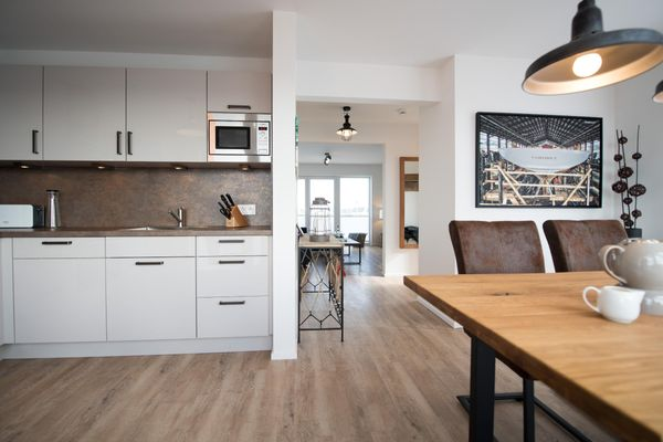 Newport  - Küche / Küchenzeile