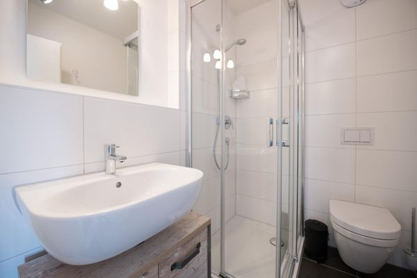 Newport  - Badezimmer