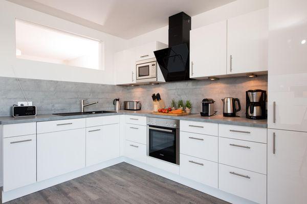 Baltic Breeze  - Küche / Küchenzeile