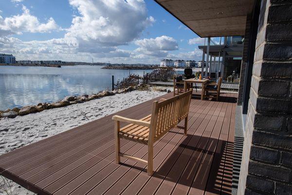 Dock 76 Main  - Terrasse