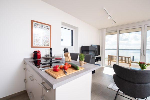 Dock 76 Main  - Küche / Küchenzeile