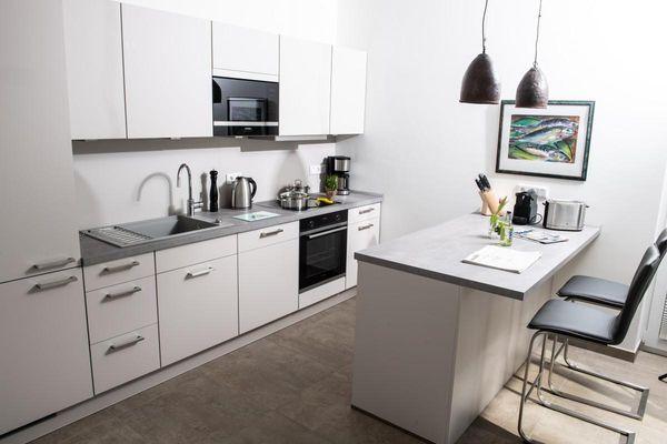 Dock 76 Promenade  - Küche / Küchenzeile