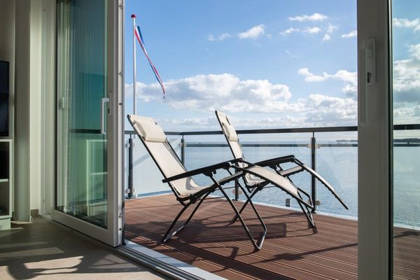 Dock 76 Promenade  - Balkon