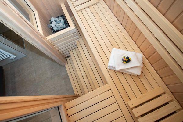 Dock 76 Promenade  - Sauna