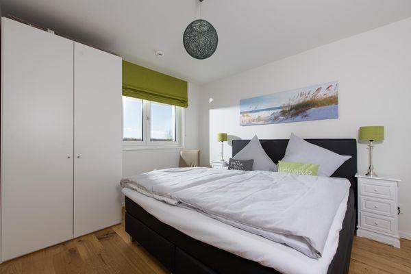 Hafenkoje  - Schlafzimmer