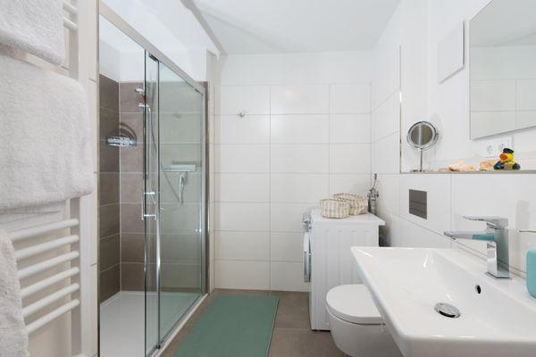 Hafenkoje  - Badezimmer